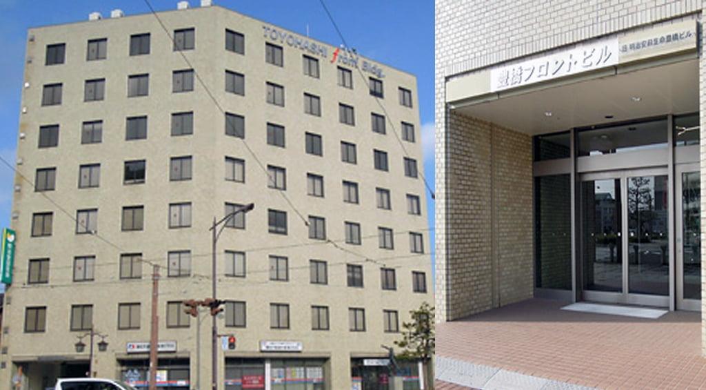 Centro de Habitação Pública da cidade de Toyohashi 1