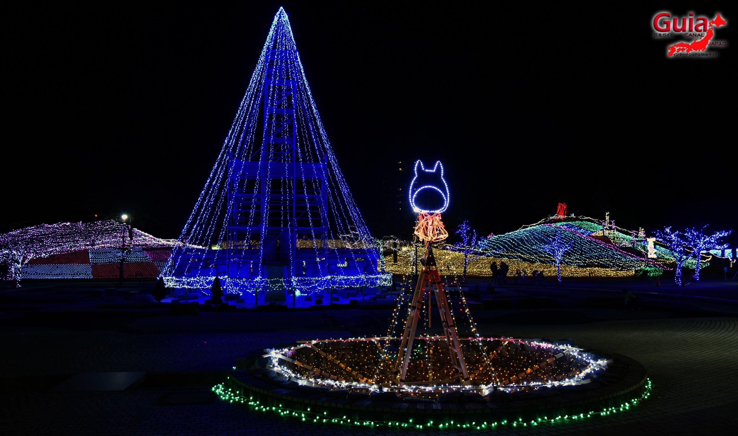 Chiryu - Зул сарын баярын гэрэлтүүлэг 6