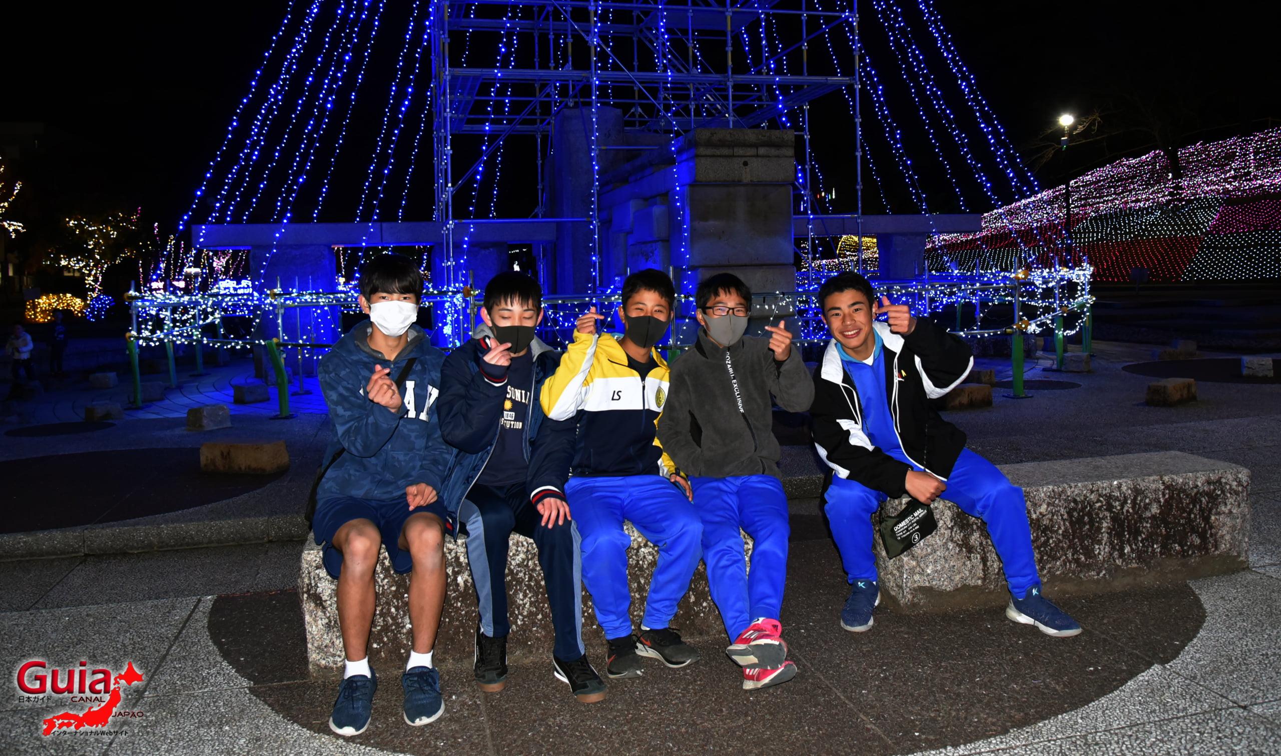 Chiryu - Зул сарын баярын гэрэлтүүлэг 8