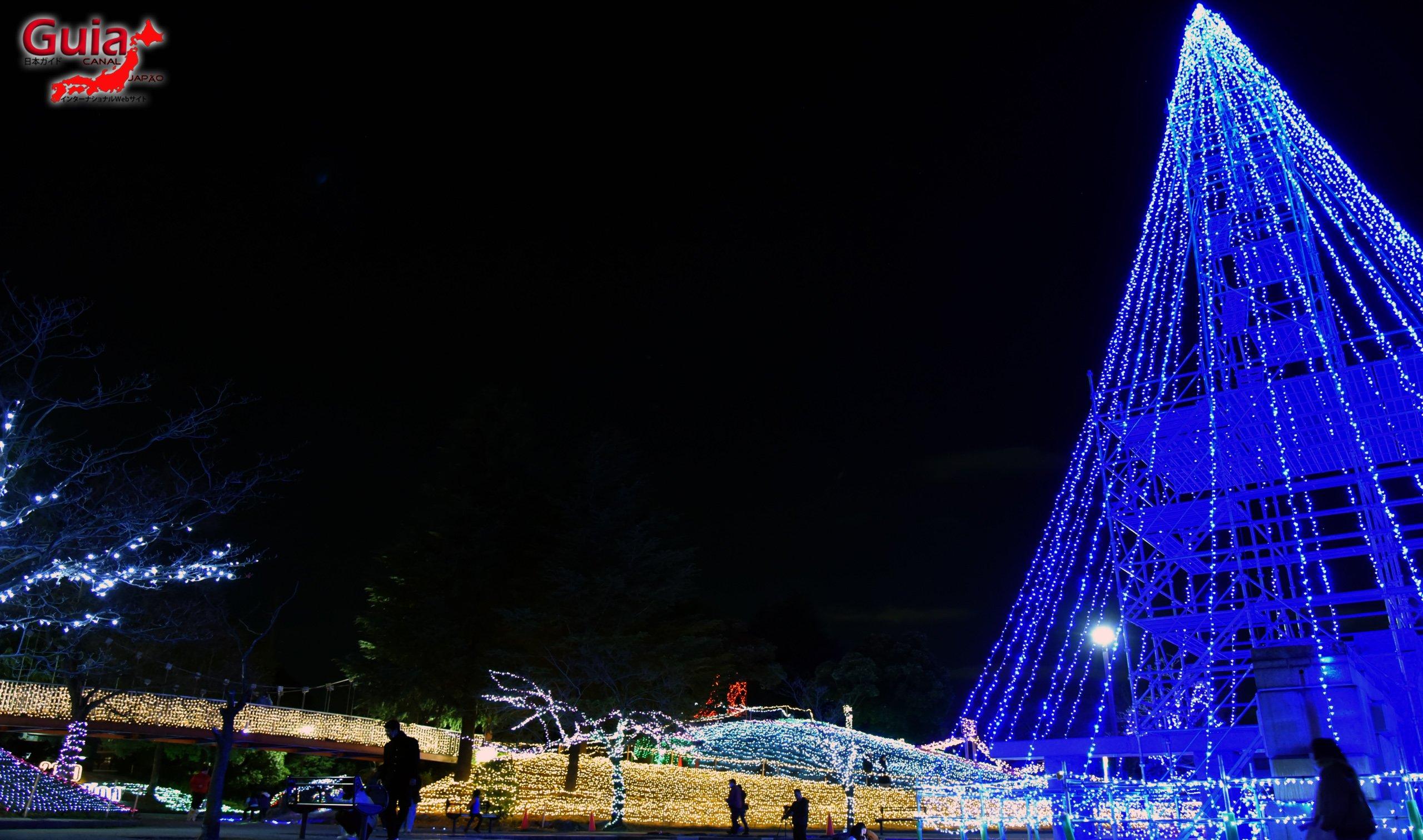 Chiryu - Зул сарын баярын гэрэлтүүлэг 9