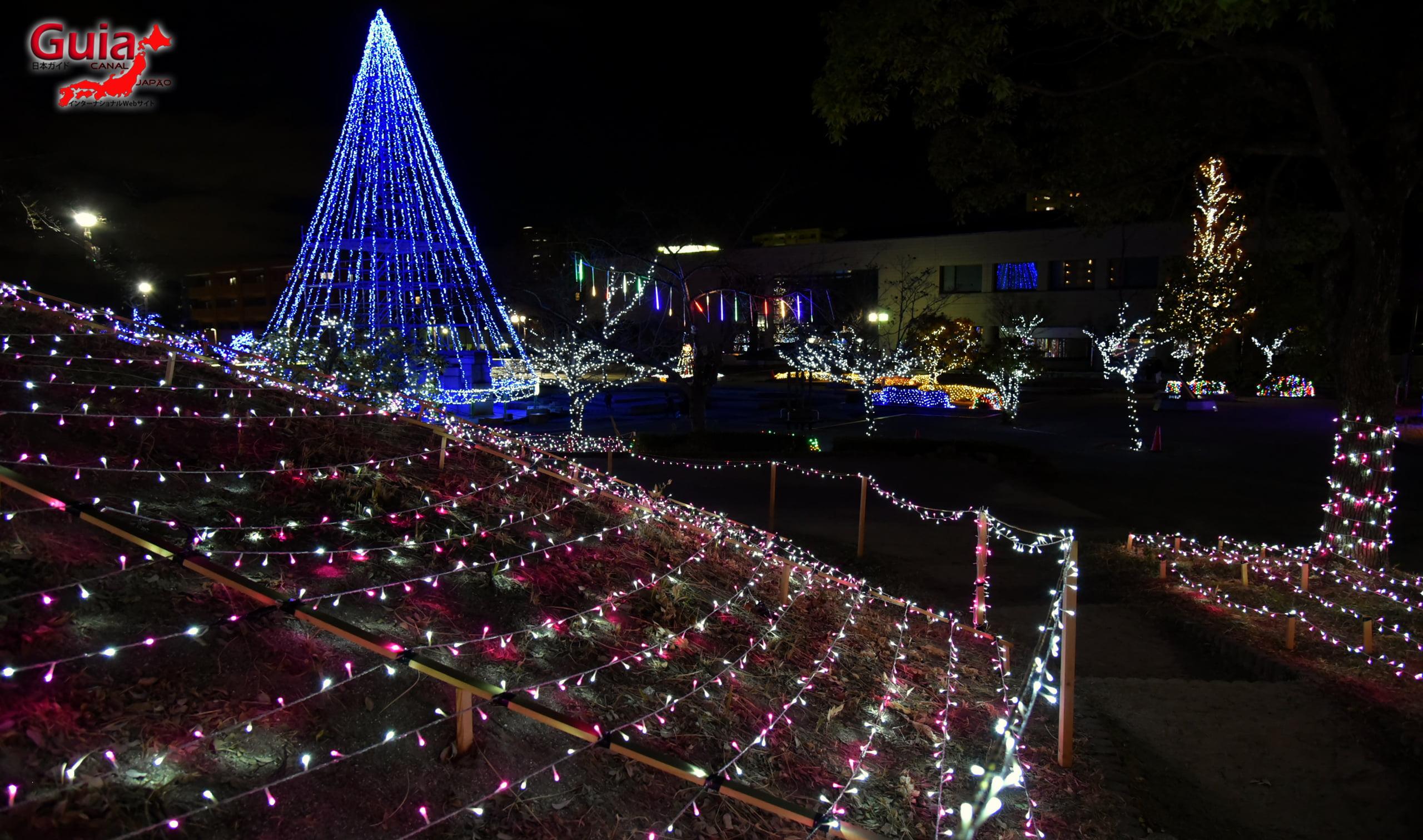 Chiryu - Зул сарын баярын гэрэлтүүлэг 11
