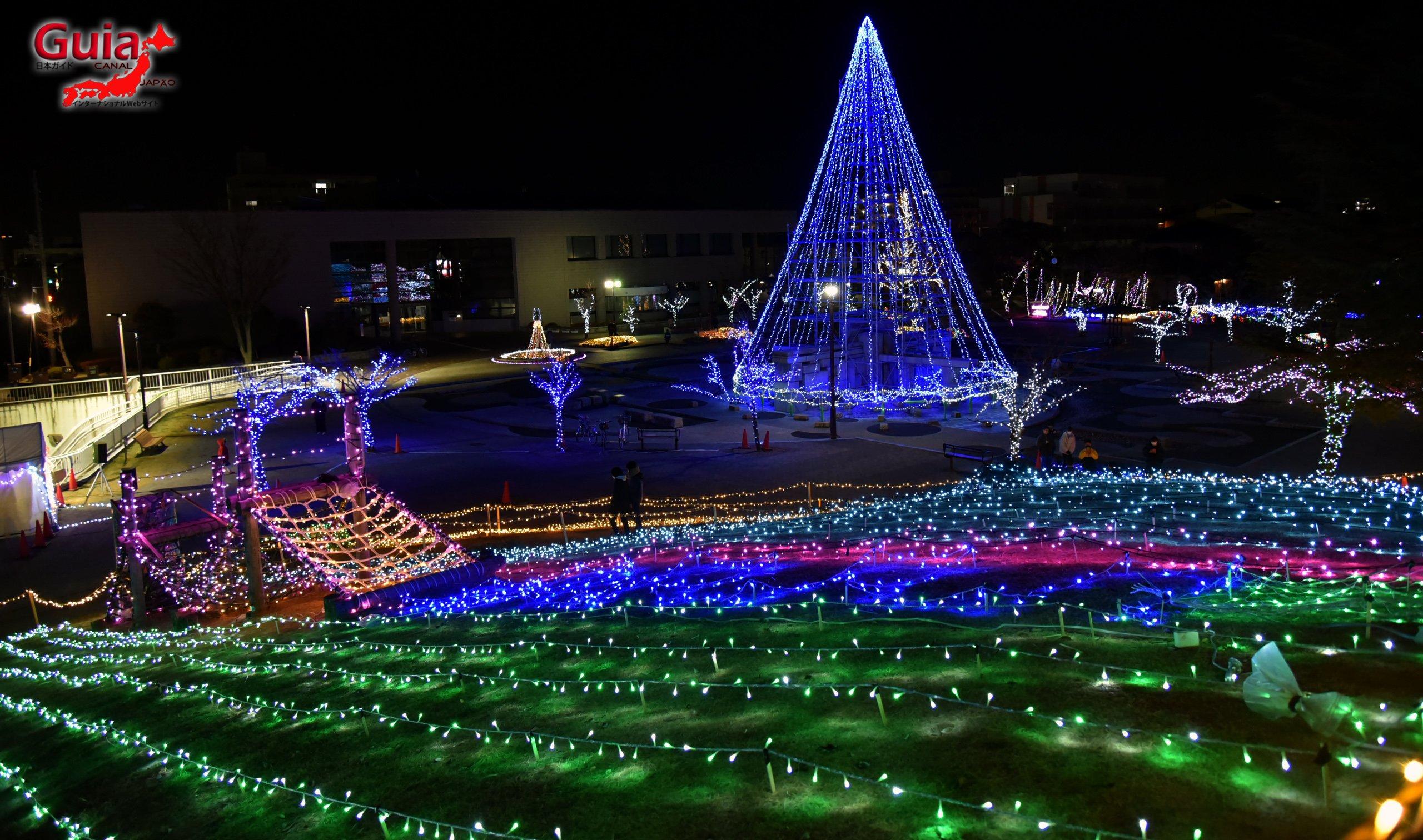 Chiryu - Зул сарын баярын гэрэлтүүлэг 13