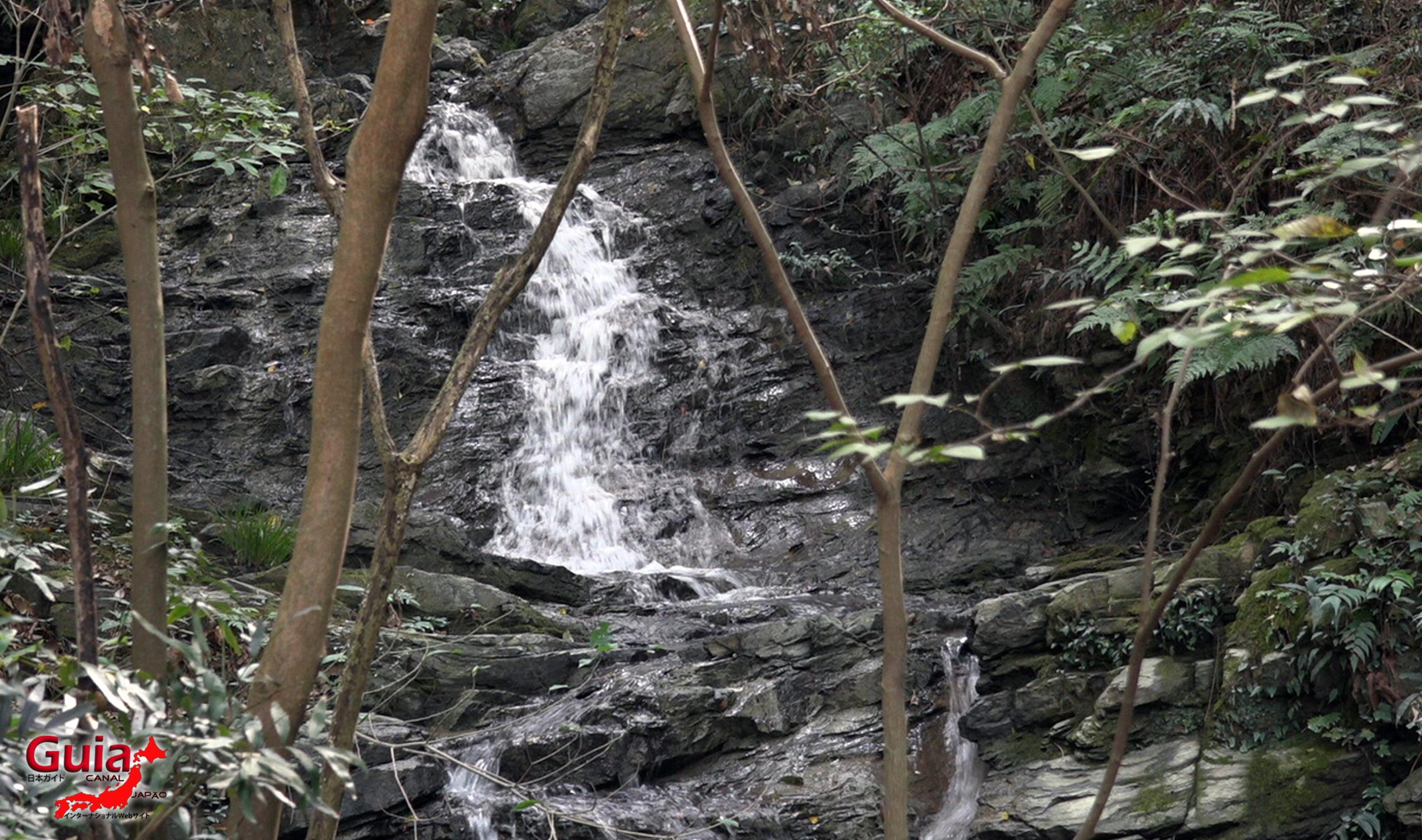 Ibumi waterfall in Gofudou Sama 3
