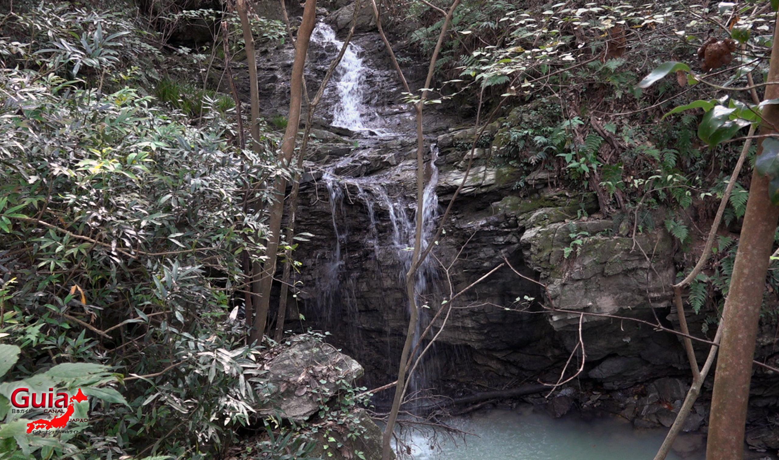 Ibumi waterfall in Gofudou Sama 4
