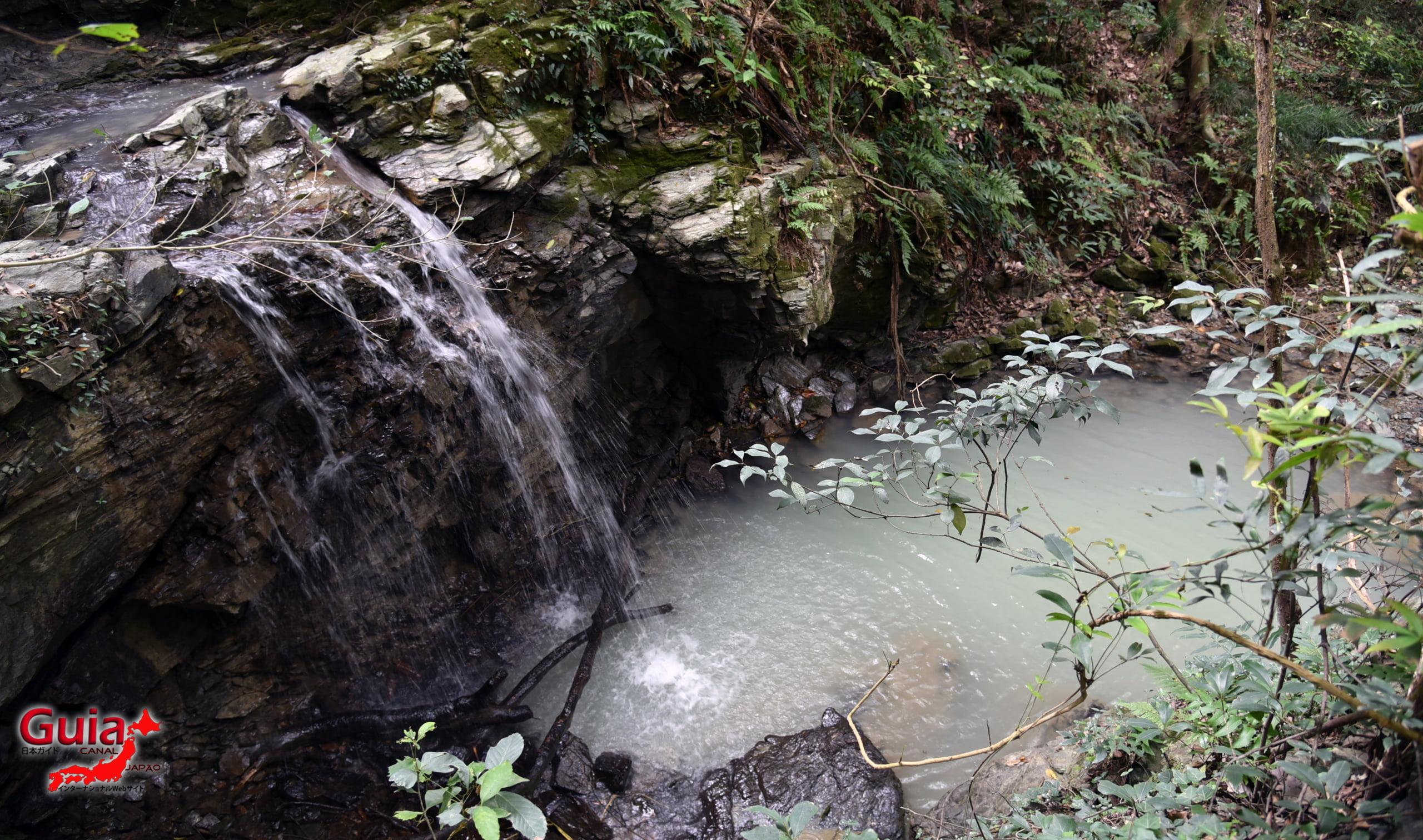 Ibumi waterfall in Gofudou Sama 5