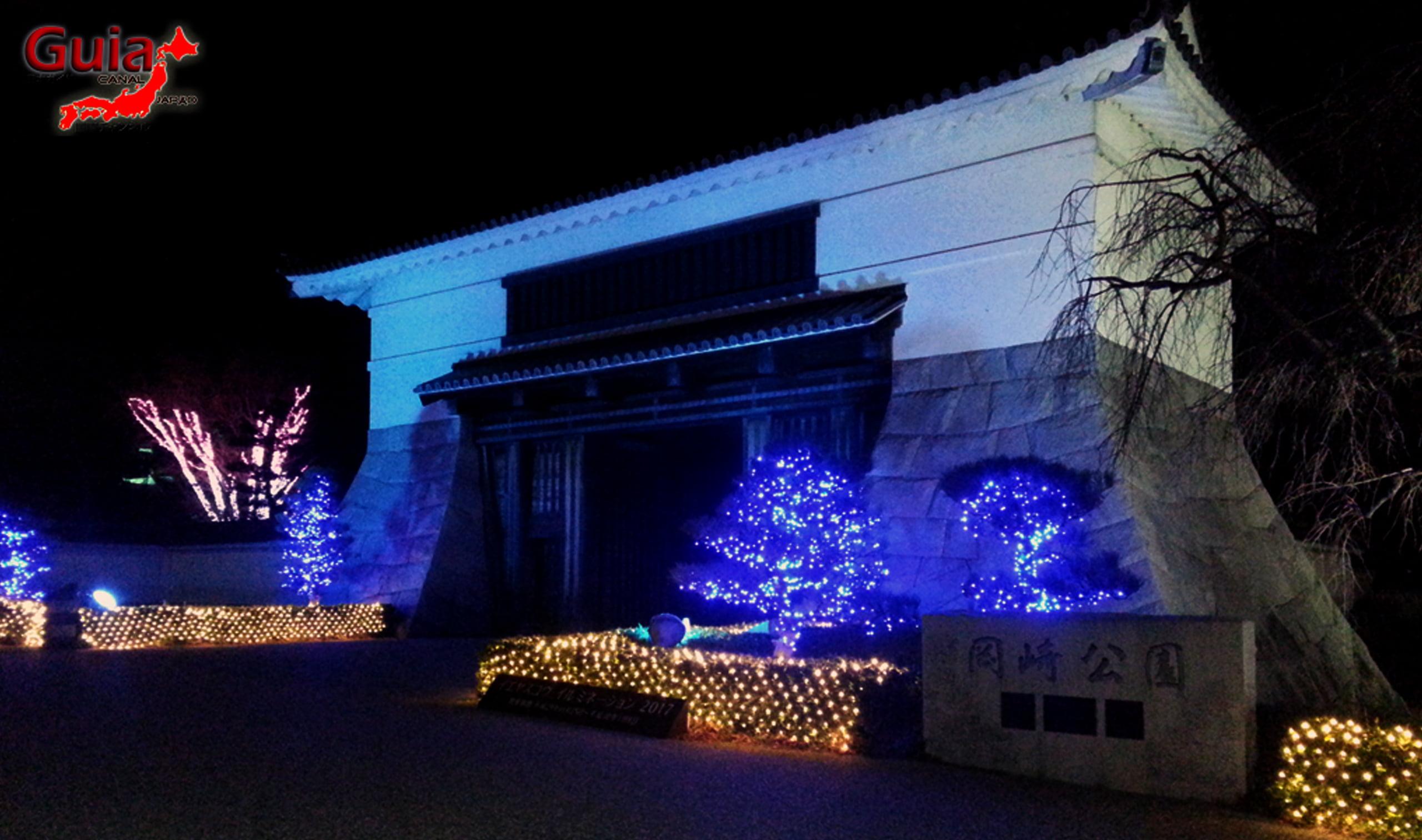 Castelo de Okazaki 32