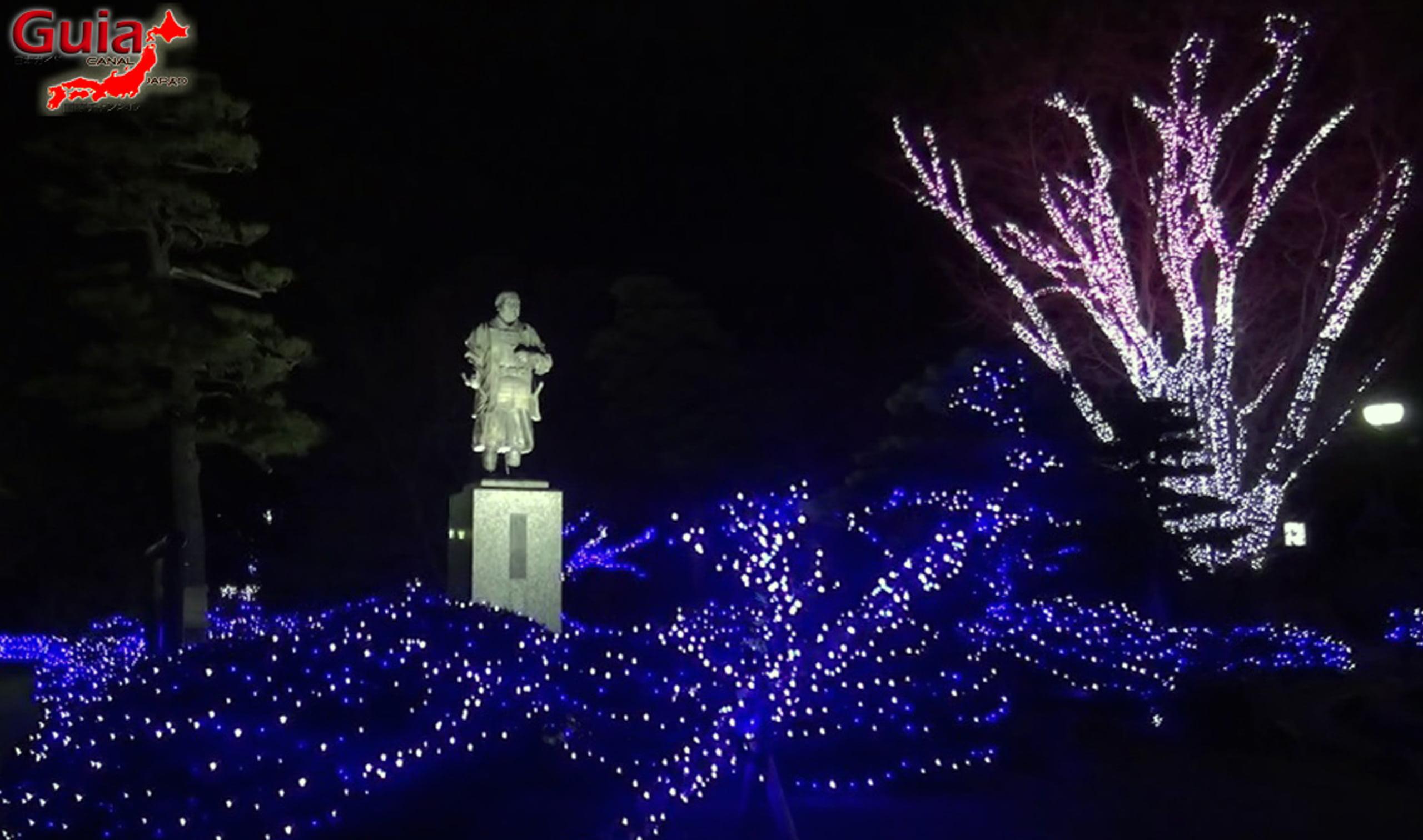 Castelo de Okazaki 34