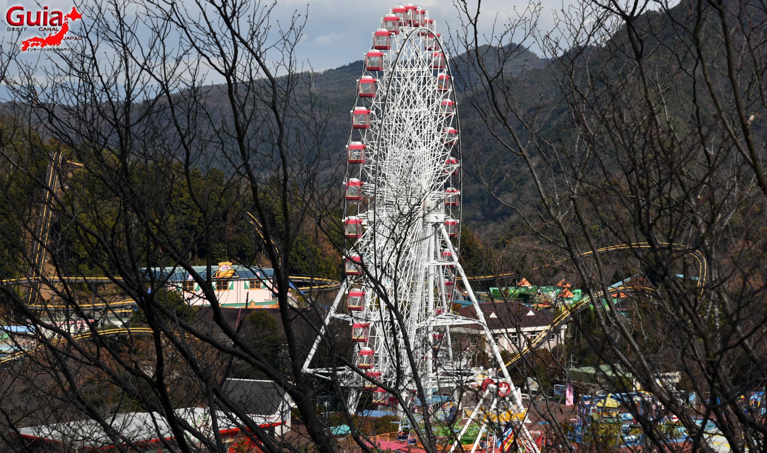 Parco dei divertimenti - Japan Monkey Park 24