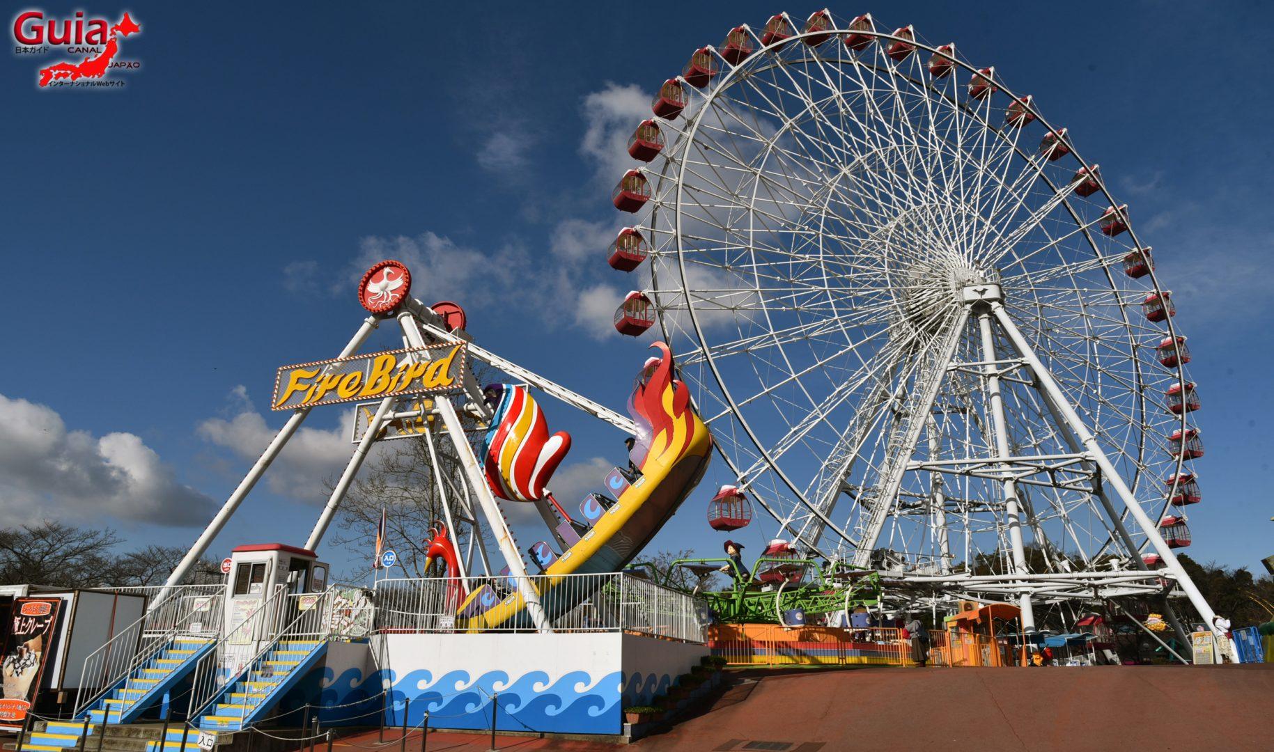 Parco dei divertimenti - Japan Monkey Park 12