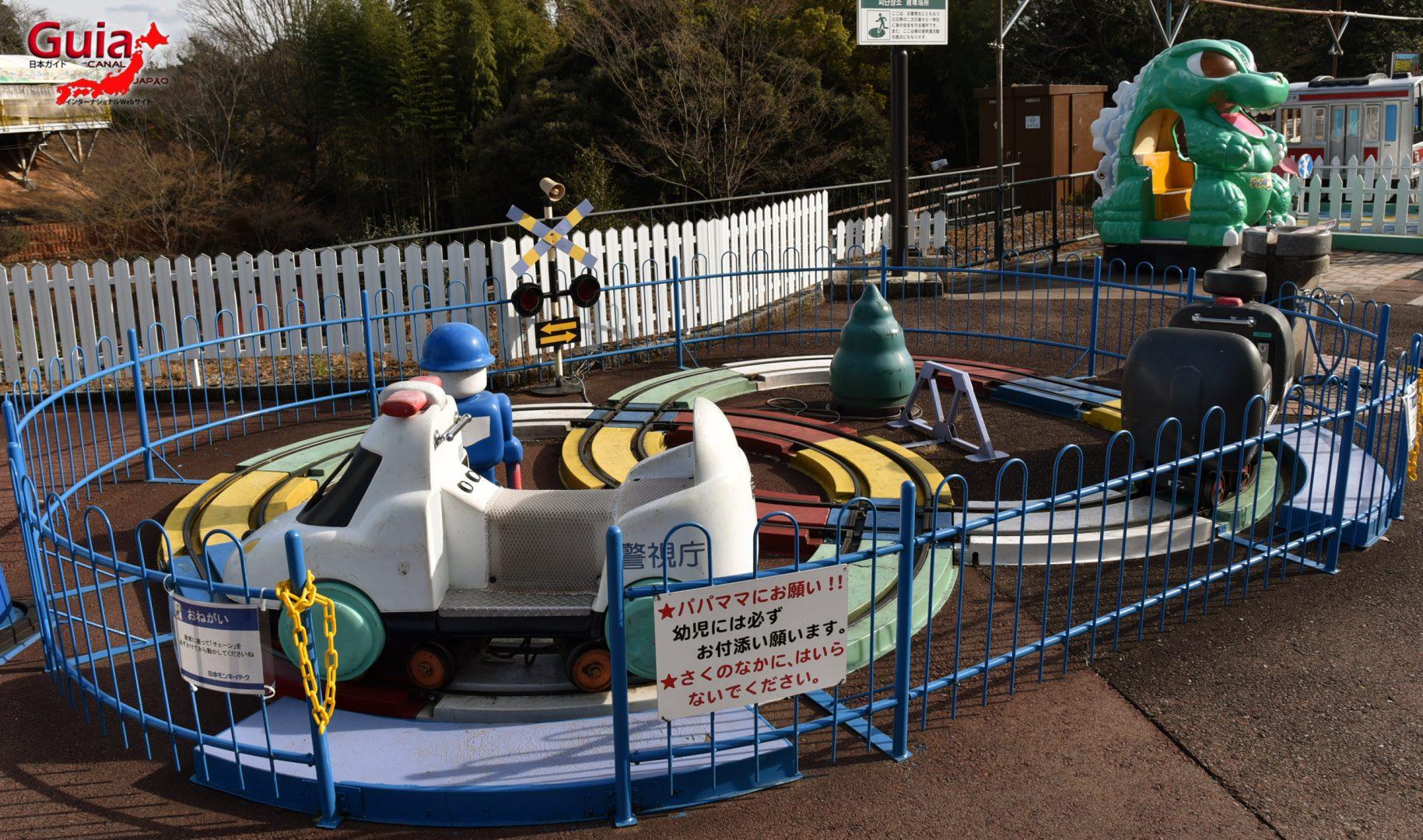 Parco dei divertimenti - Japan Monkey Park 14