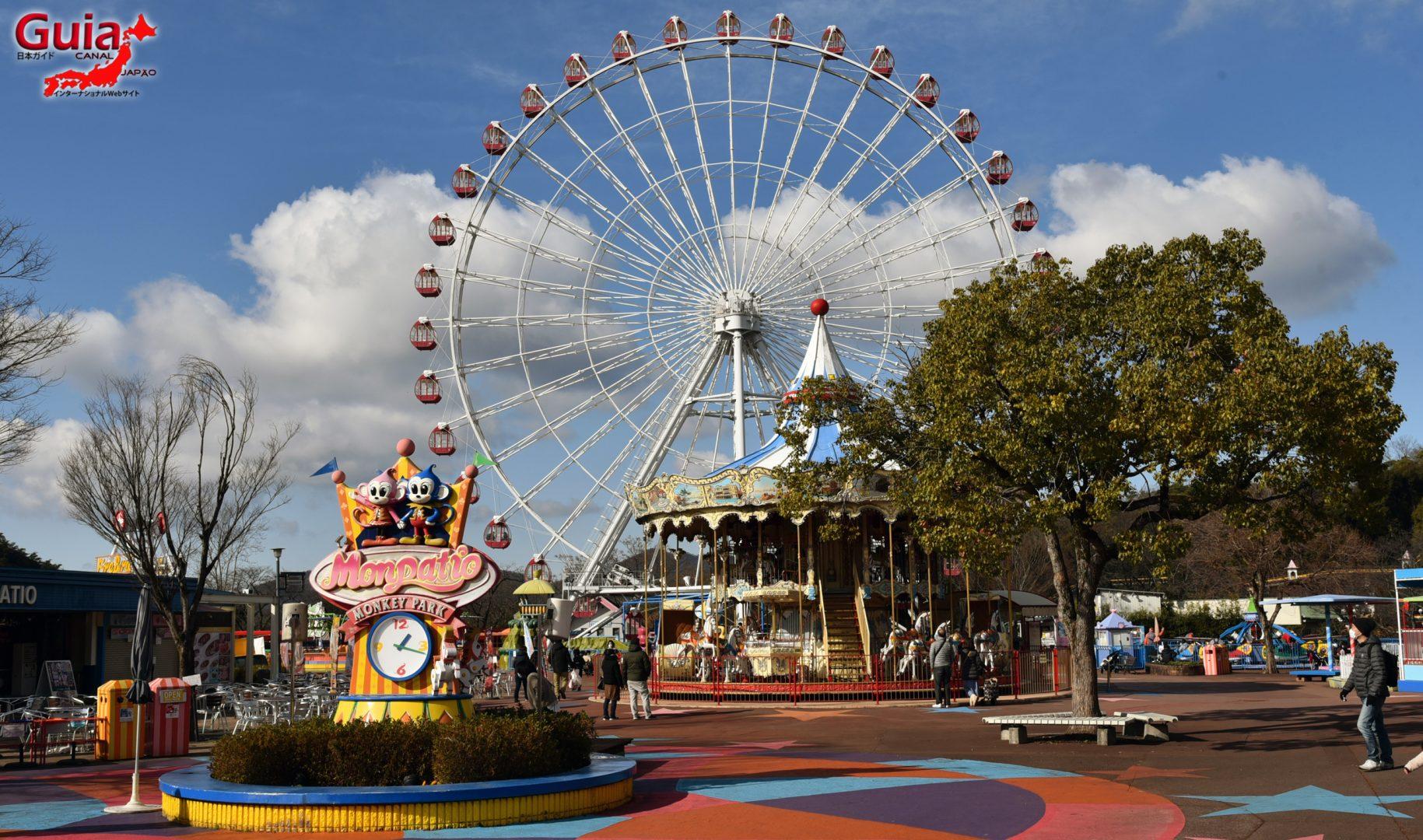 游乐园-日本猴子公园4