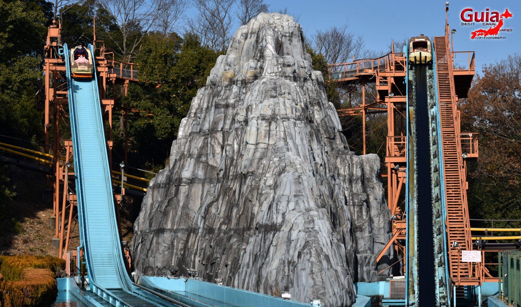 Parco dei divertimenti - Japan Monkey Park 9