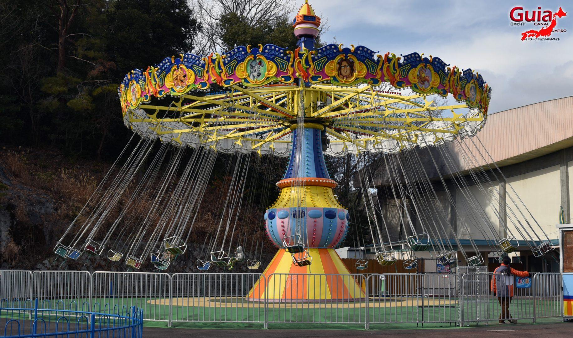 Parco dei divertimenti - Japan Monkey Park 10
