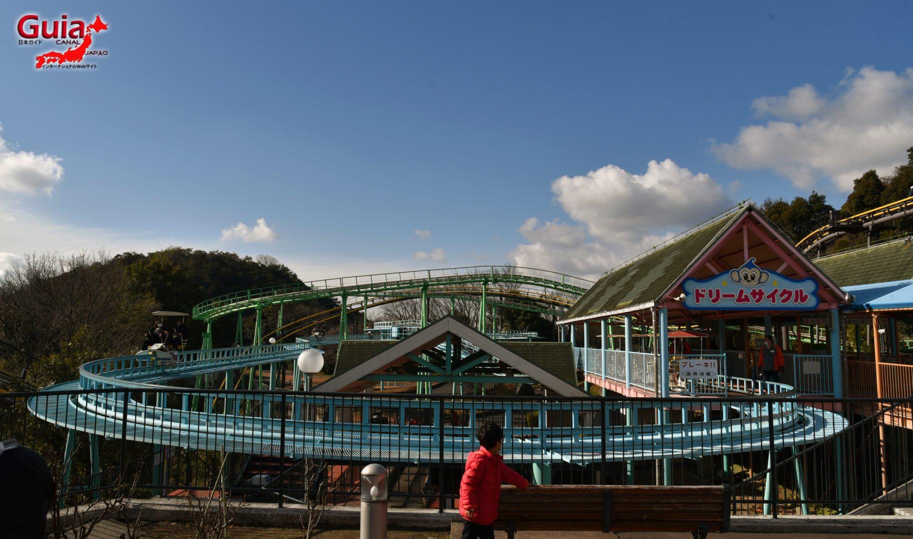 游乐园-日本猴子公园11