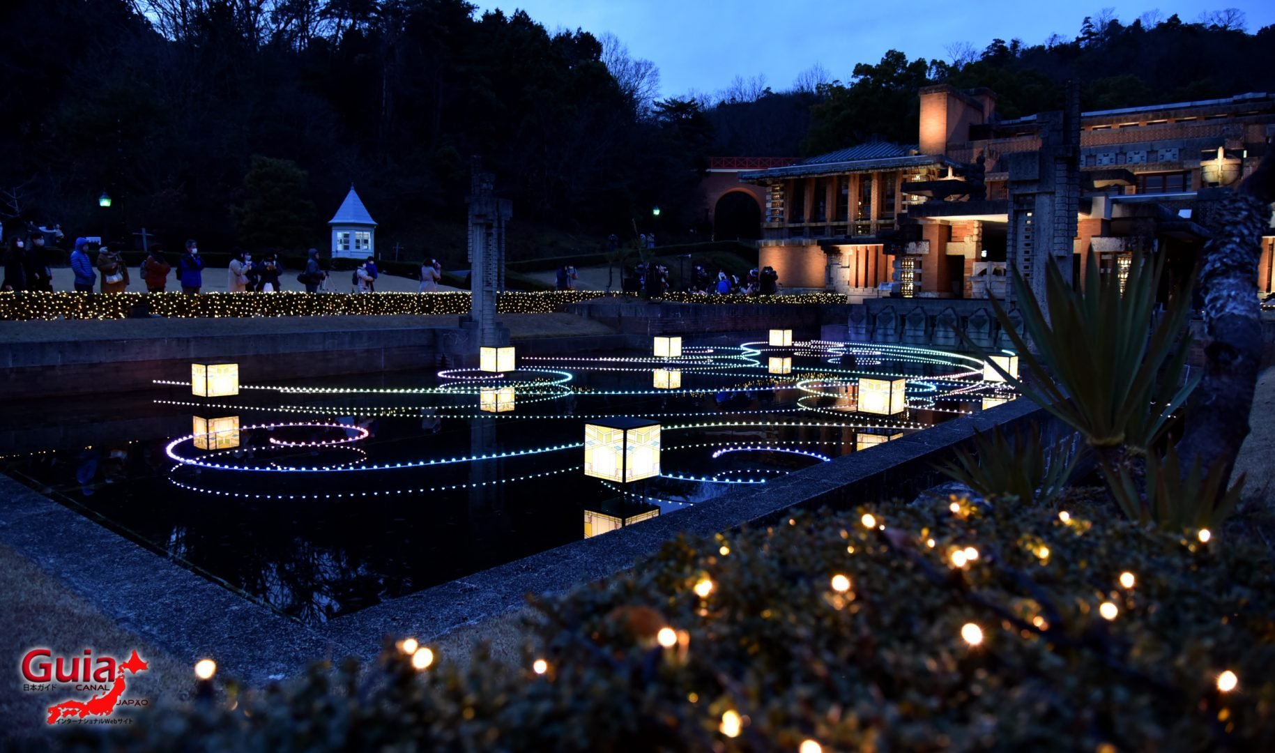 Мэйжи-Мура музей - Баярын гэрэлтүүлэг 4