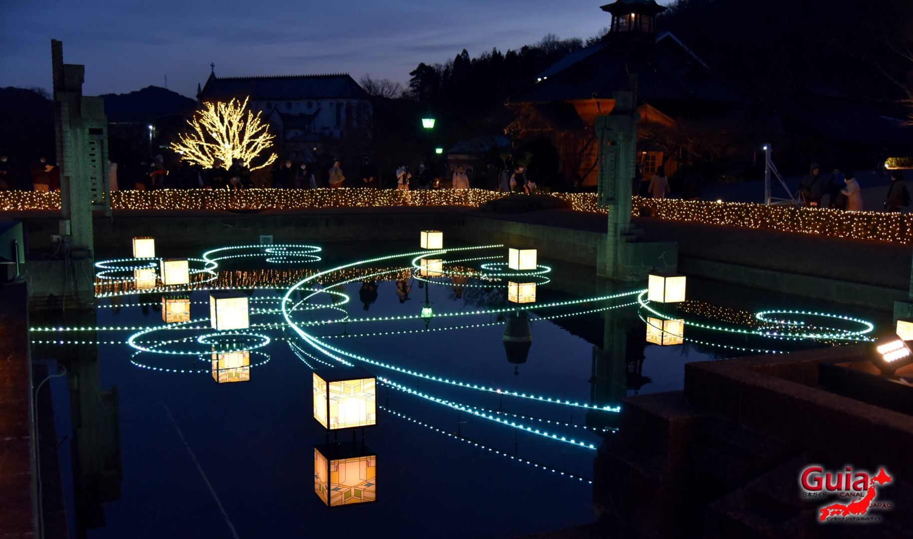 Мэйжи-Мура музей - Баярын гэрэлтүүлэг 9