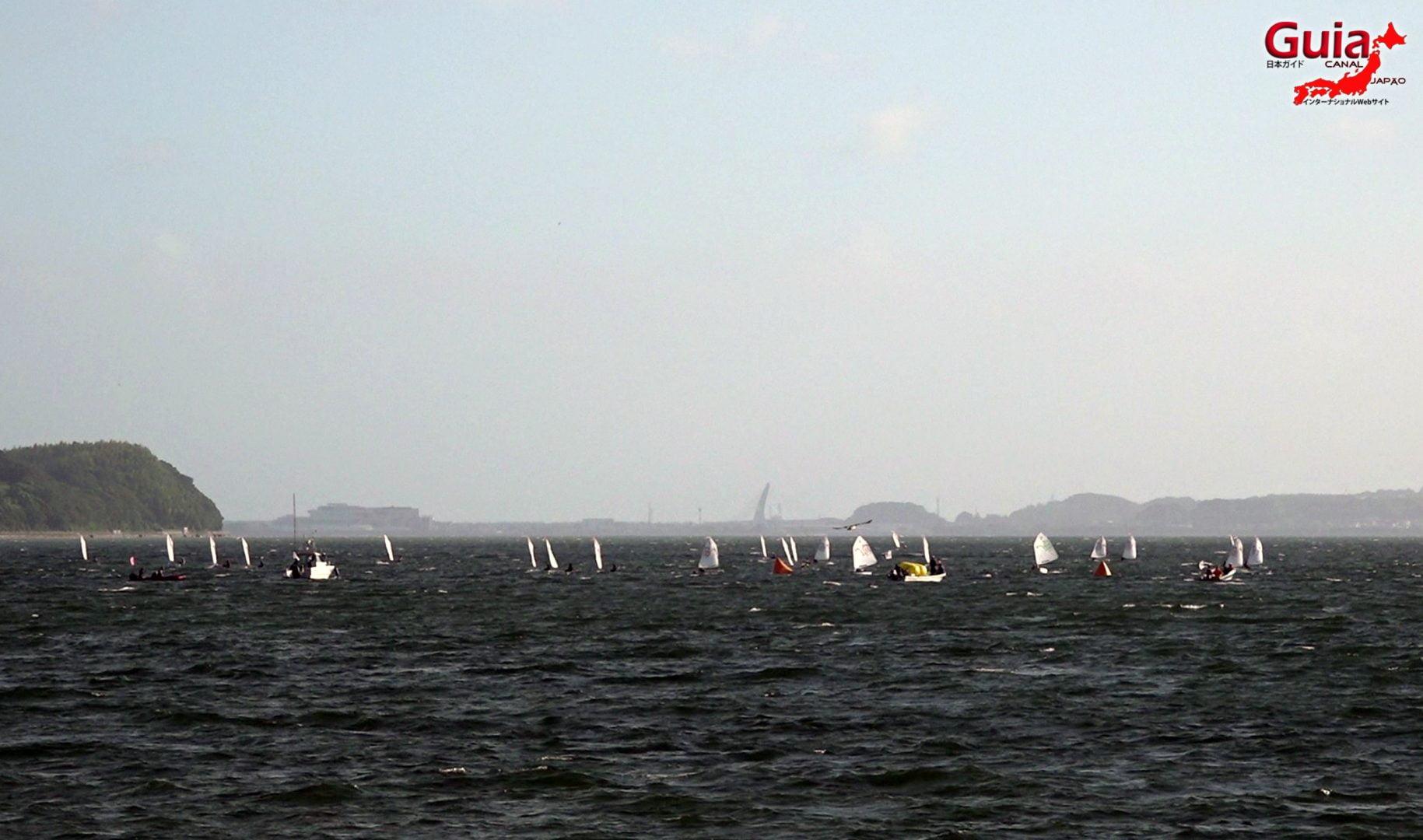 Navio de Cruzeiro do Lago Hamana de Hamanako 8