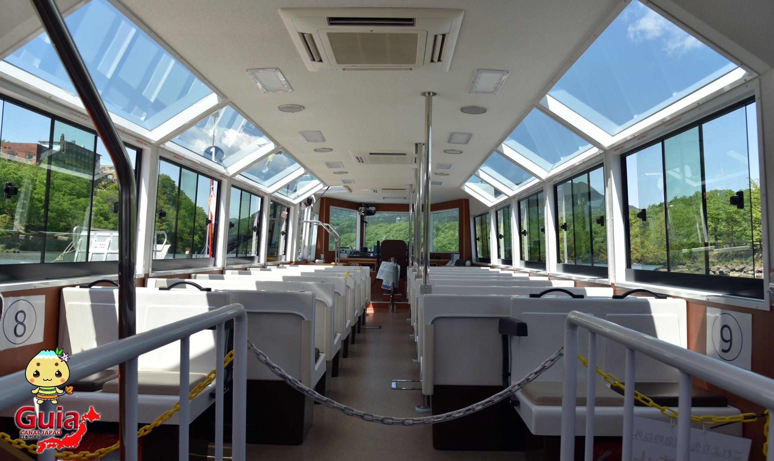 Barco Turístico do Vale Enakyo 2