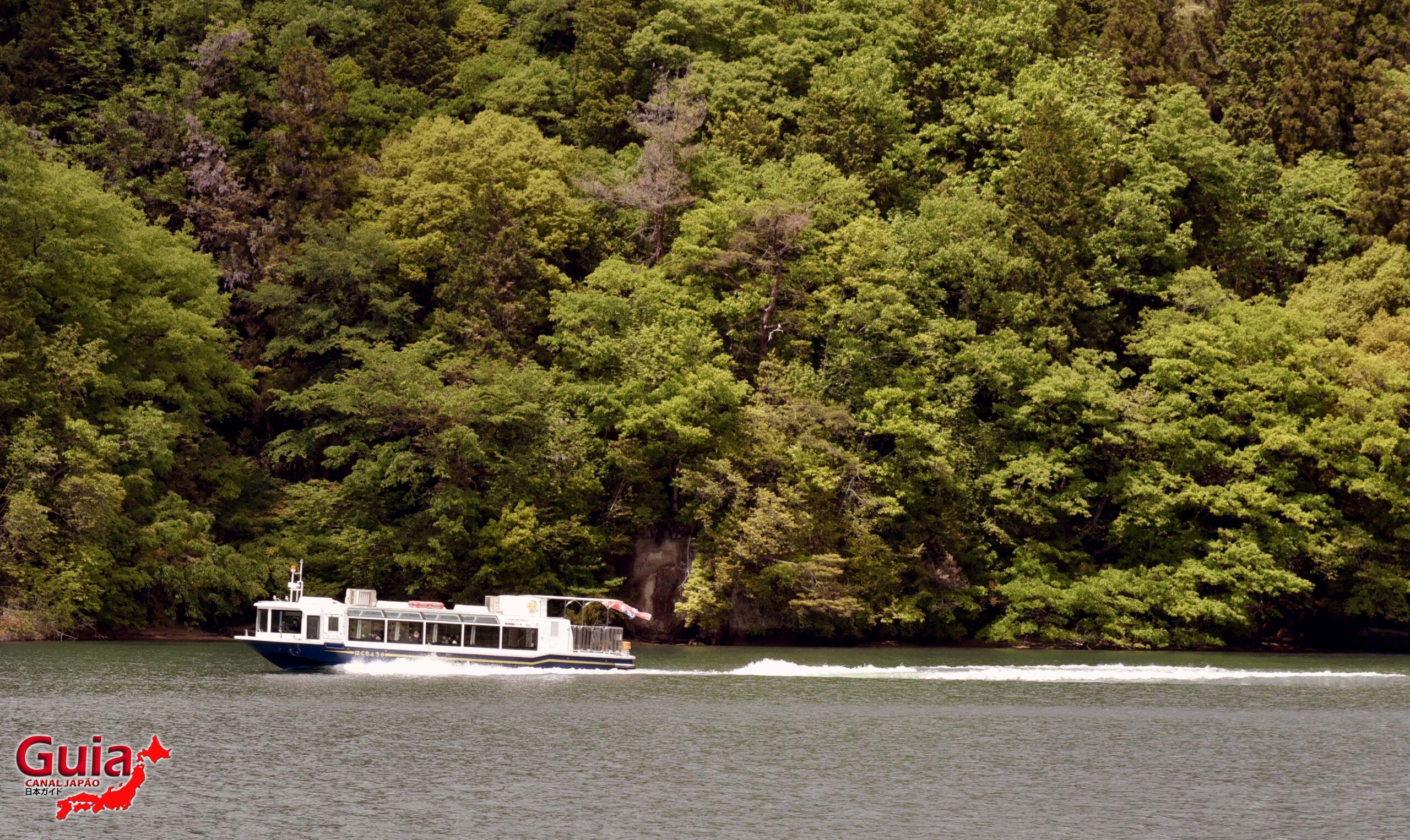Barco Turístico do Vale Enakyo 9