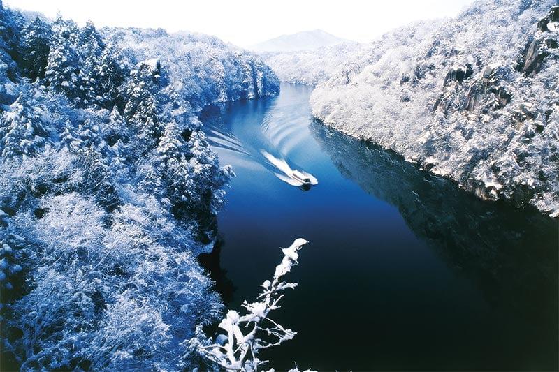 Barco Turístico do Vale Enakyo 25