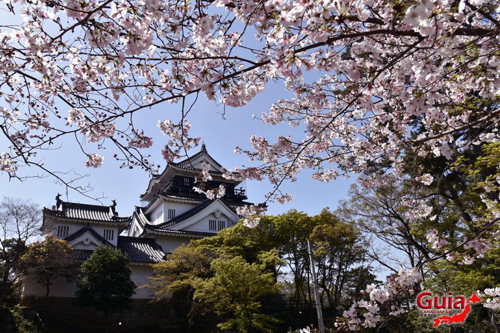 Castelo de Okazaki 22