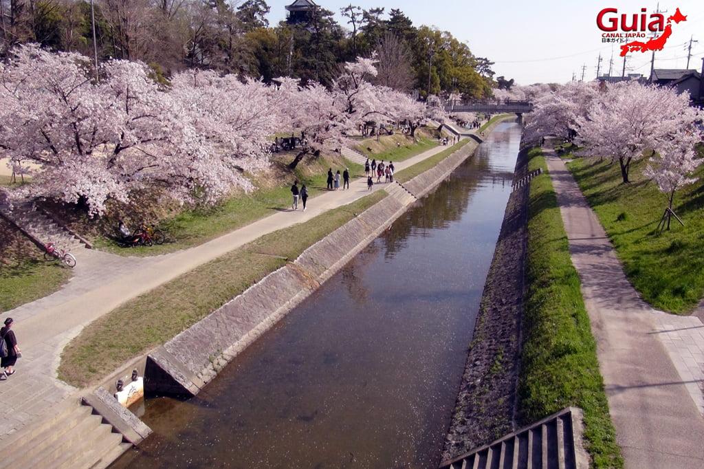 Castelo de Okazaki 25