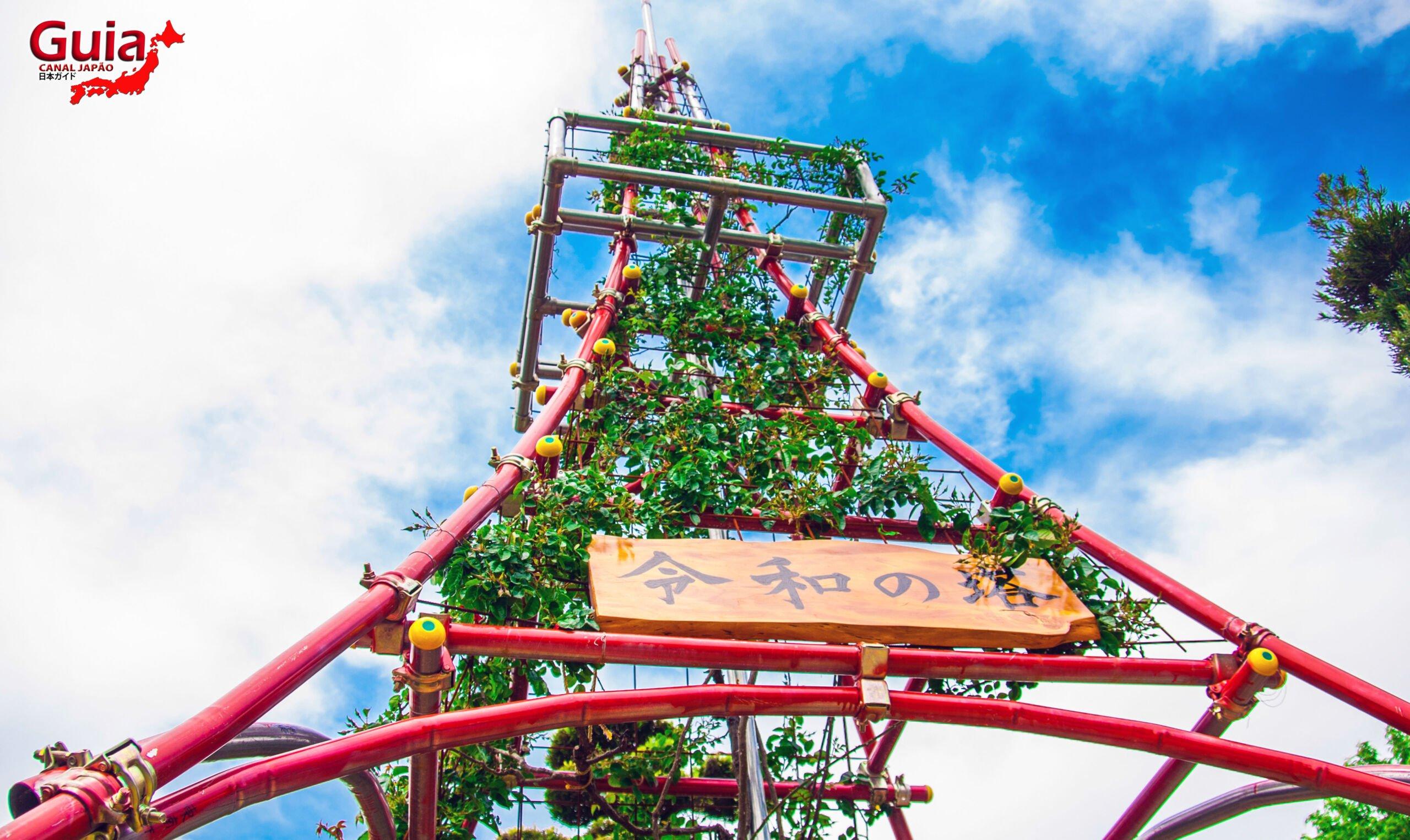 Jardim de Rosas - Bara no Miyako-en 3