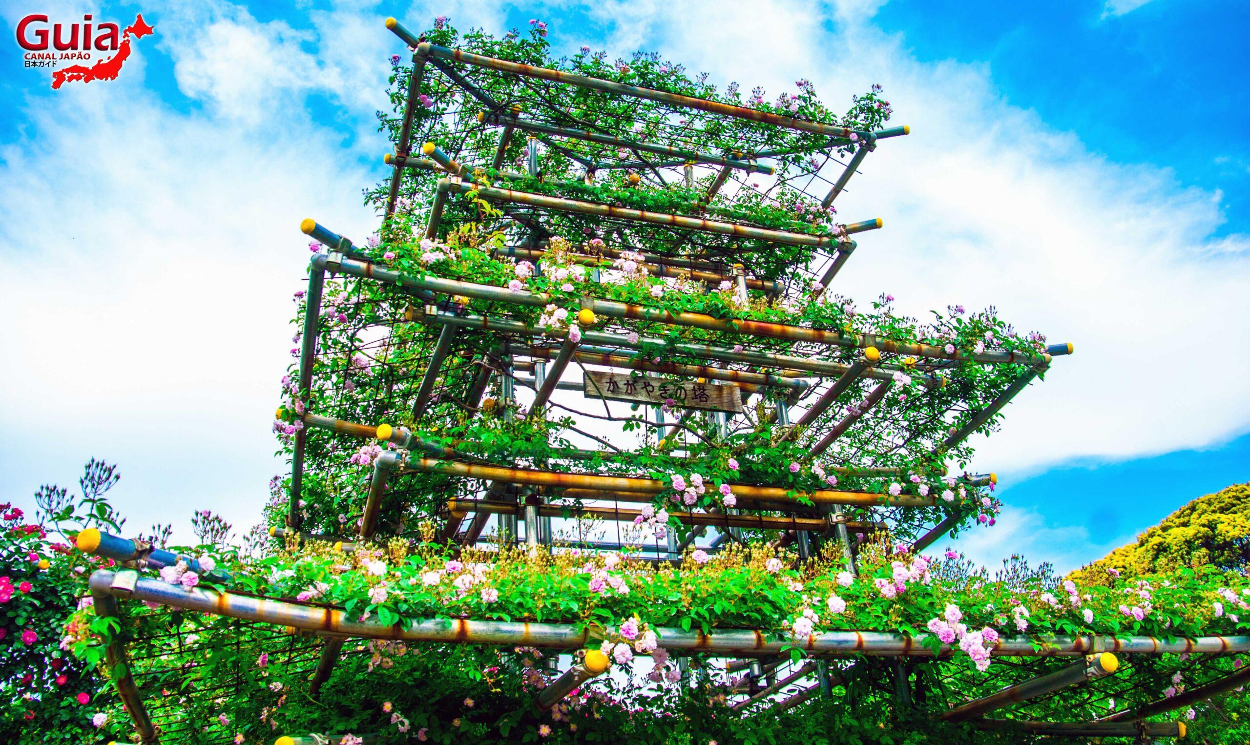 Jardim de Rosas - Bara no Miyako-en 11