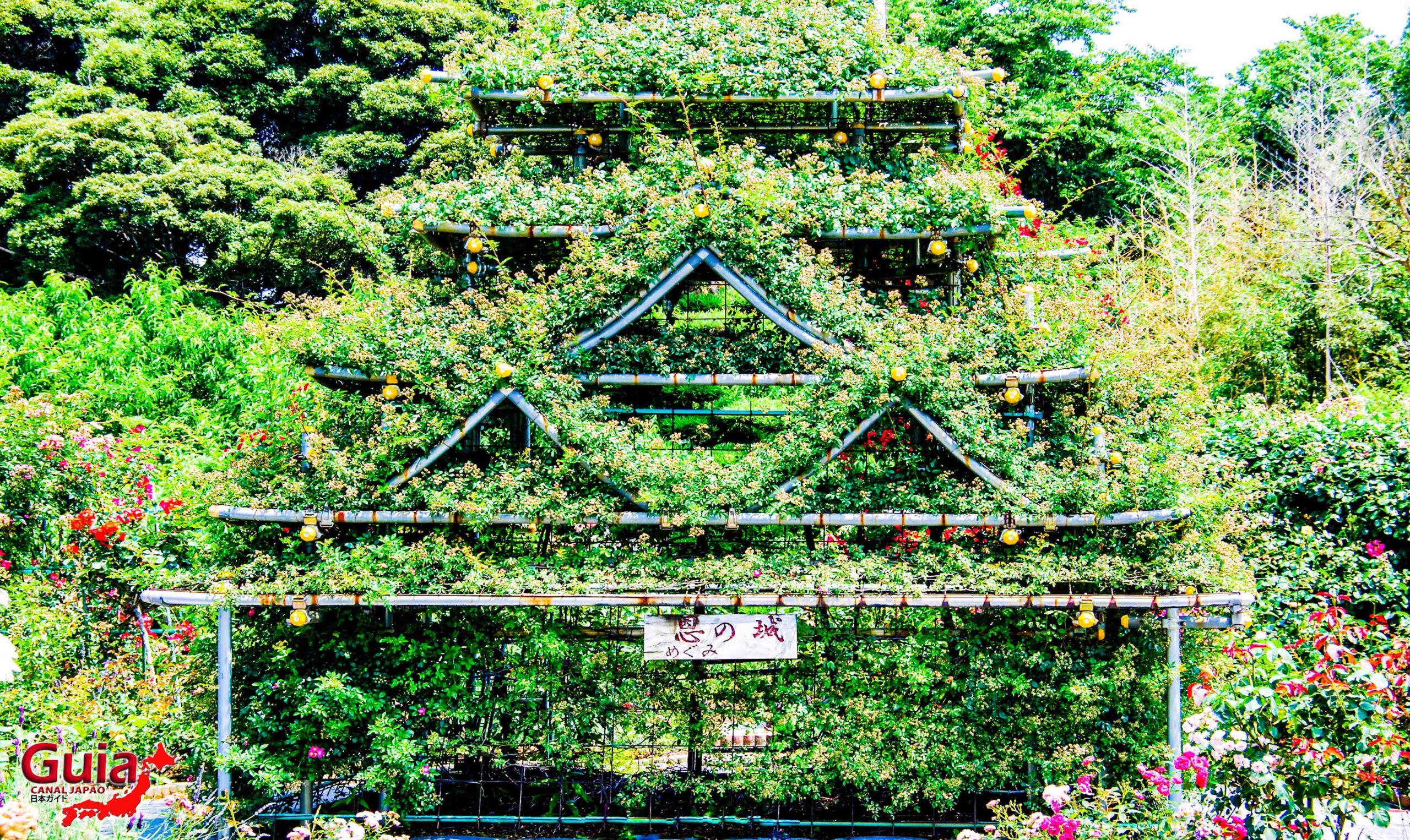 Jardim de Rosas - Bara no Miyako-en 13