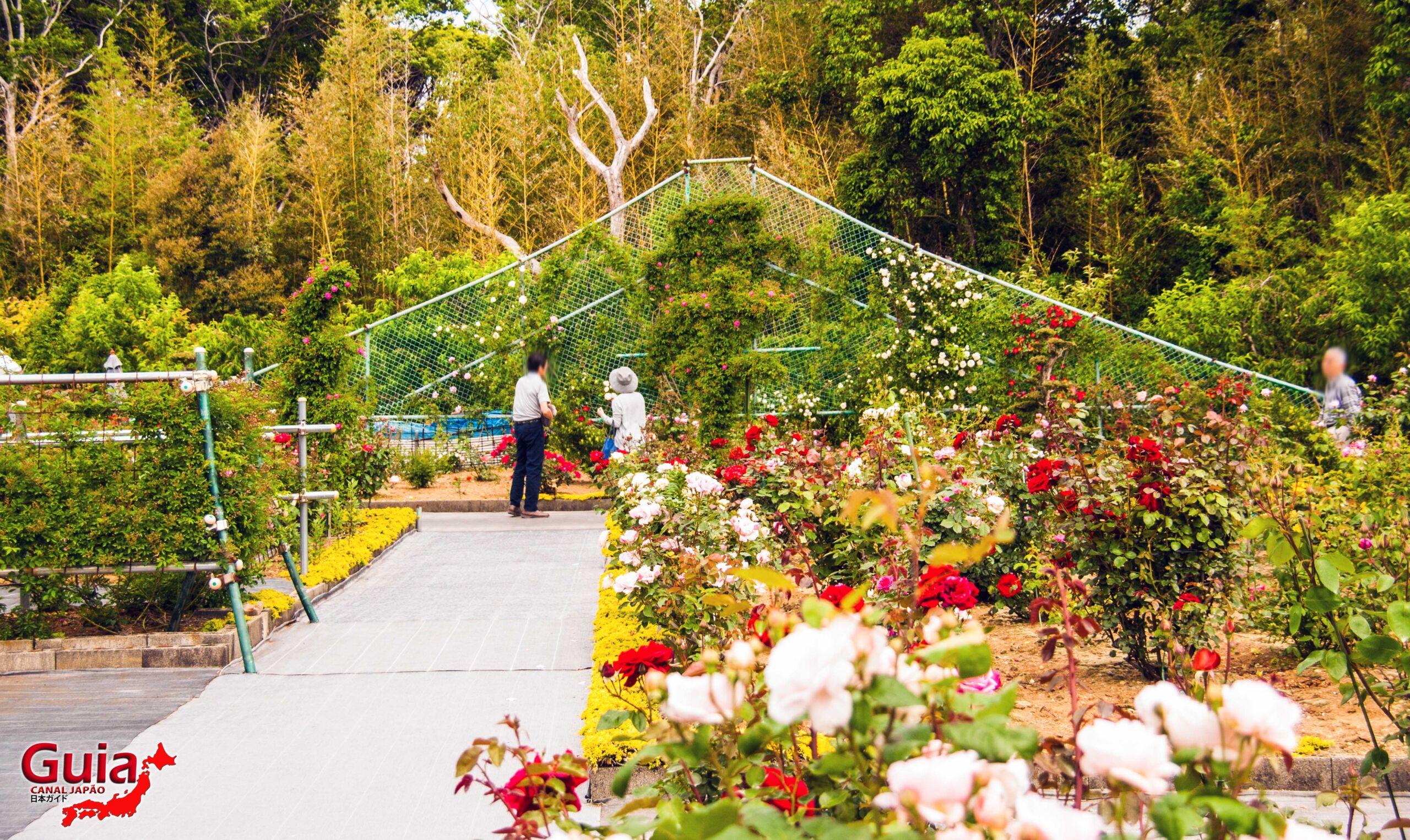 Jardim de Rosas - Bara no Miyako-en 14