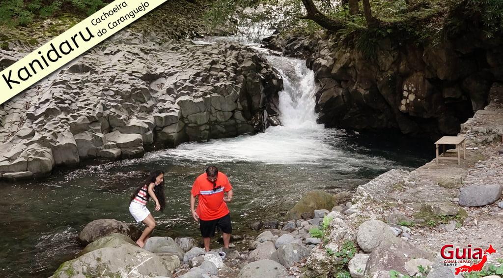 Photo Gallery de Estrangeiros nas Cachoeiras do Japão 28