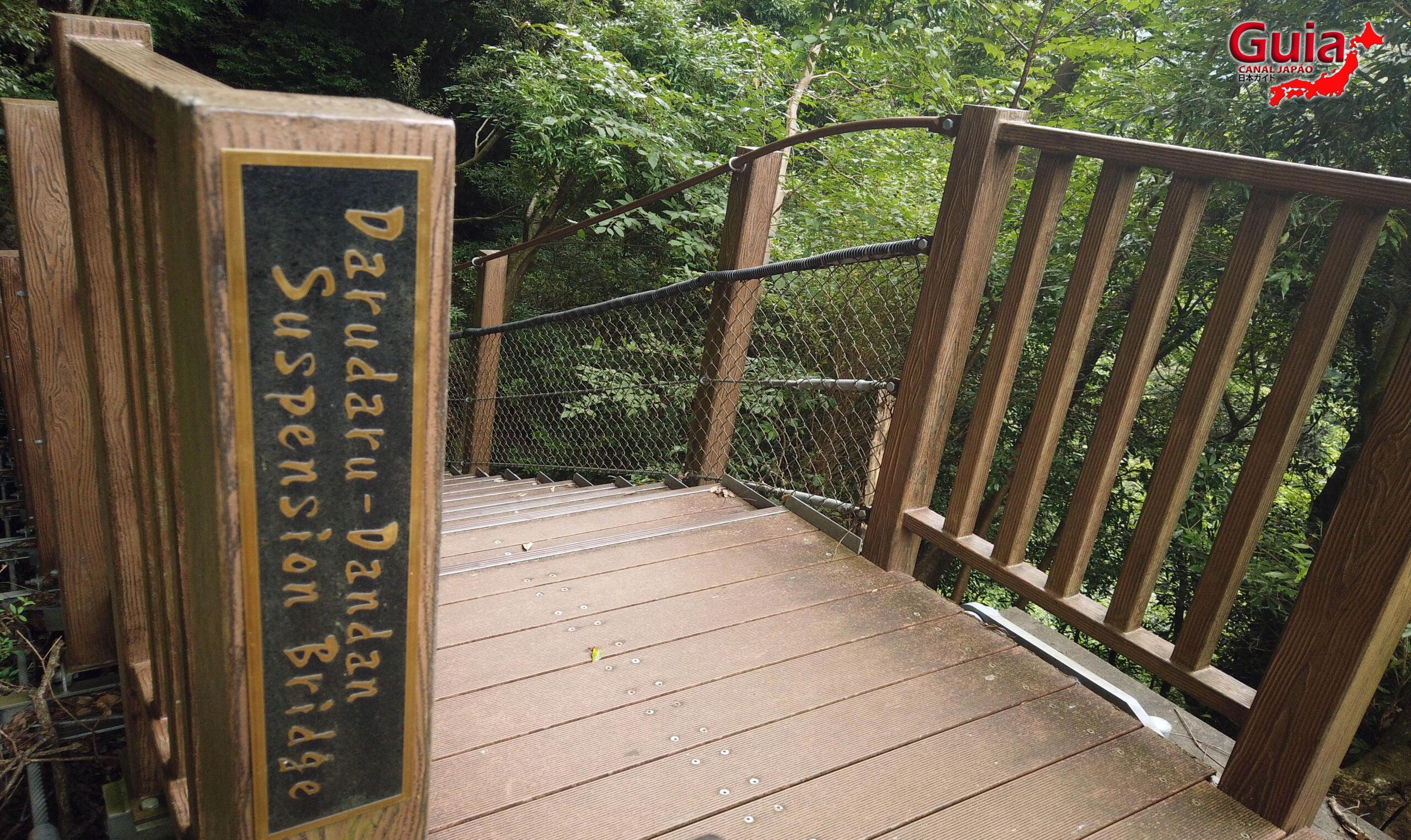 7 Cachoeira de Kawazu Nanadaru - 河津 七 滝 7