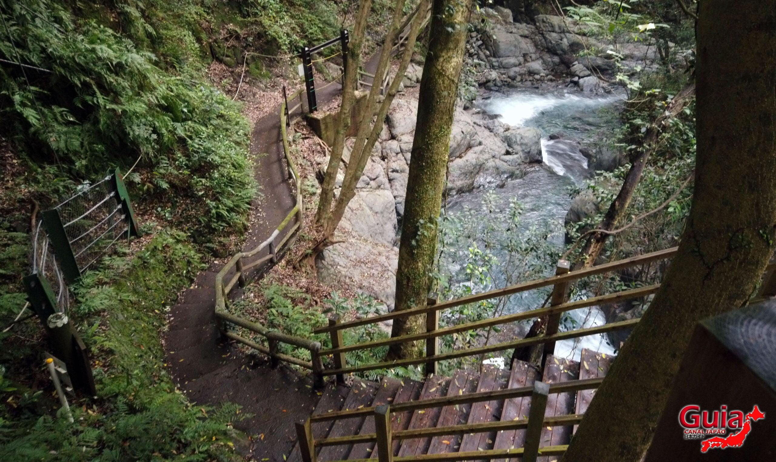 7 Cachoeira de Kawazu Nanadaru - 河津 七 滝 9