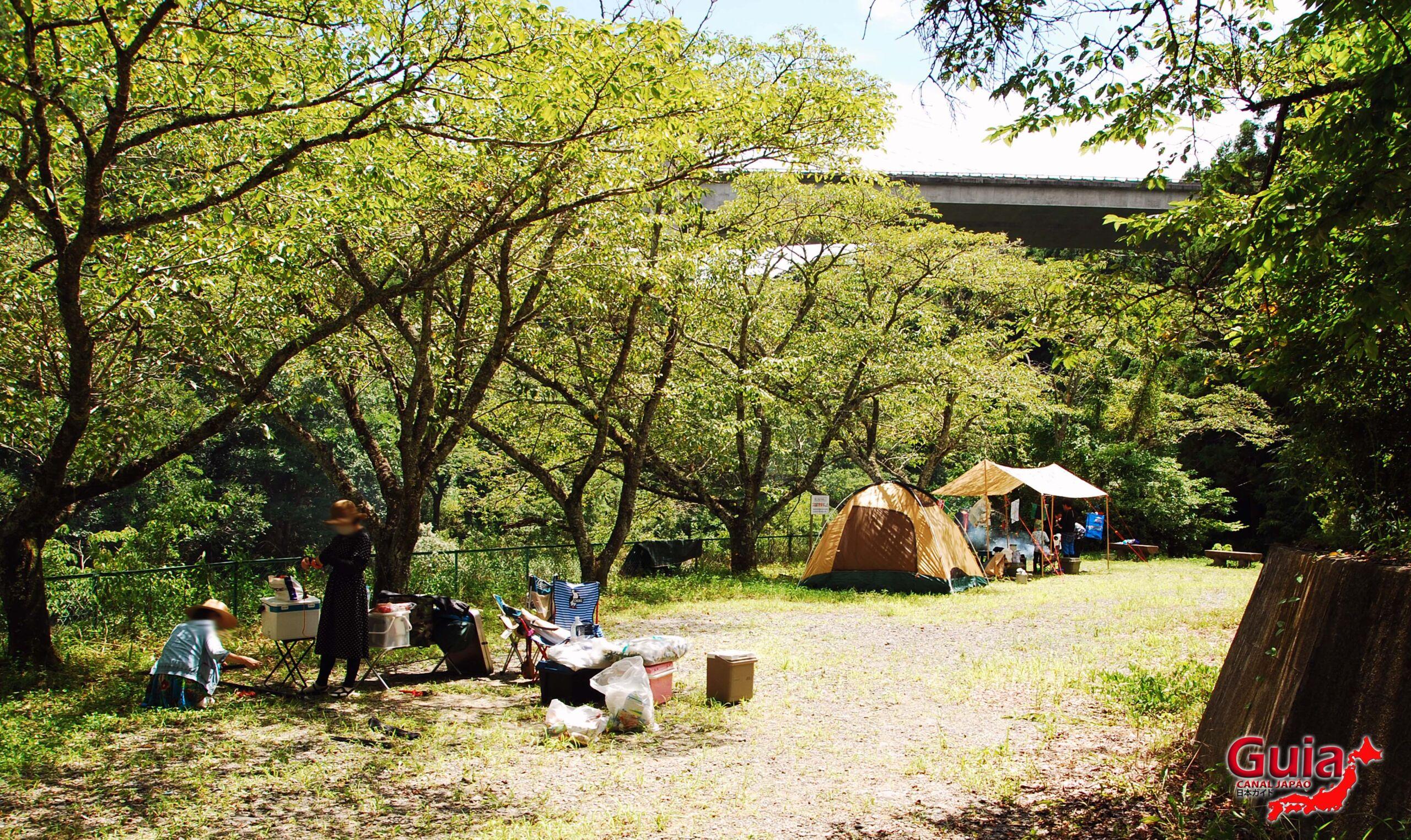Cachoeira Sengen - 仙厳の滝 17