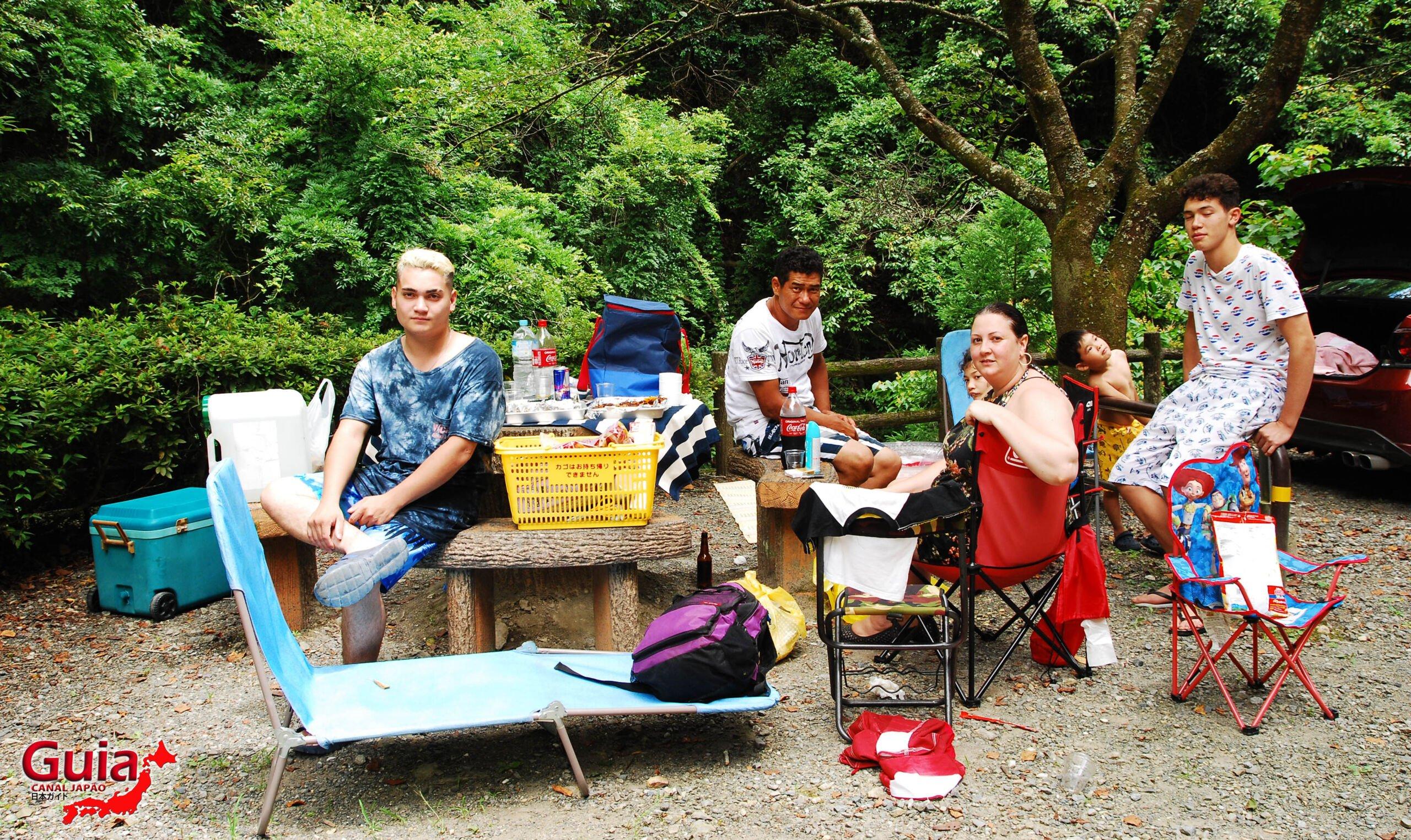 Cachoeira Sengen - 仙厳の滝 19