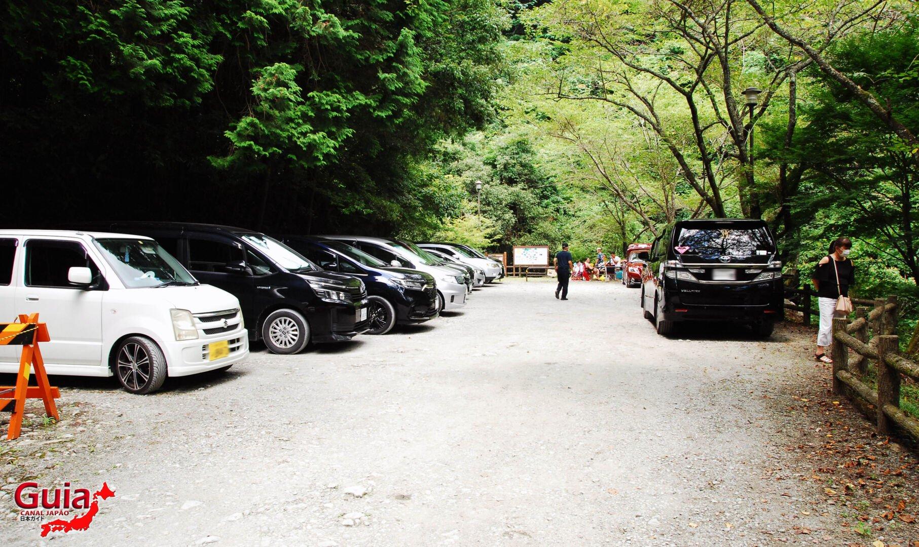 Cachoeira Sengen - 仙厳の滝 16