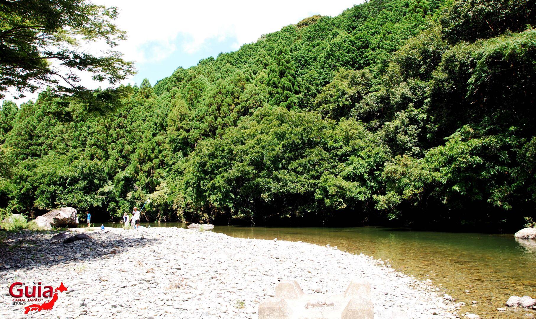 Cachoeira Sengen - 仙厳の滝 4