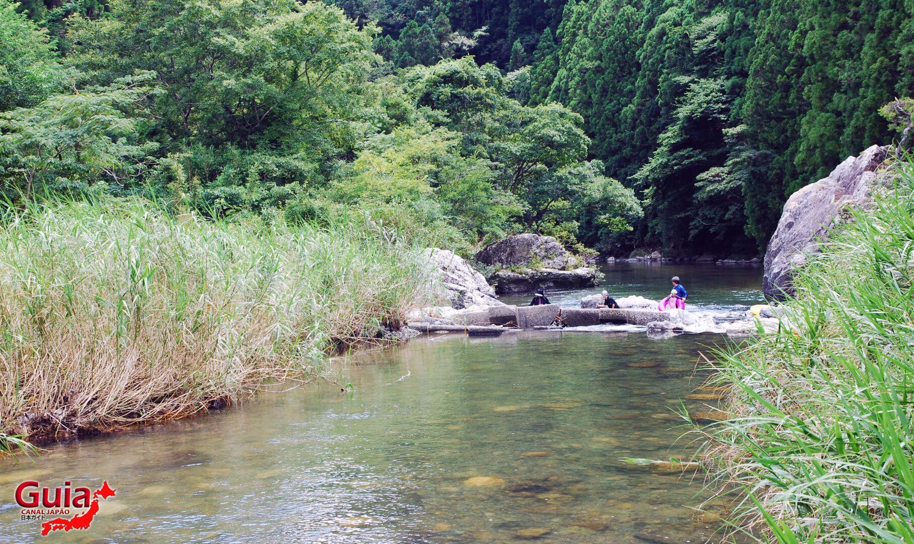 Cachoeira Sengen - 仙厳の滝 6